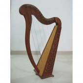 Rosewood Celtic Harp 22 Strings
