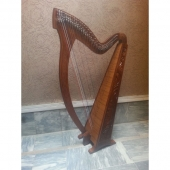 Rosewood Celtic Harps 36 Strings