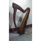 Rosewood Celtic Harp 42 Strings